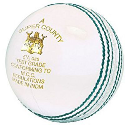 GM Super County Leather Cricket Ball