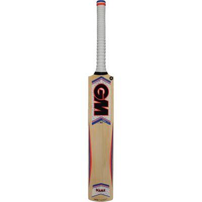 "GM English Willow MANA 909 ""Knocked in"" Cricket Bat - Mens"