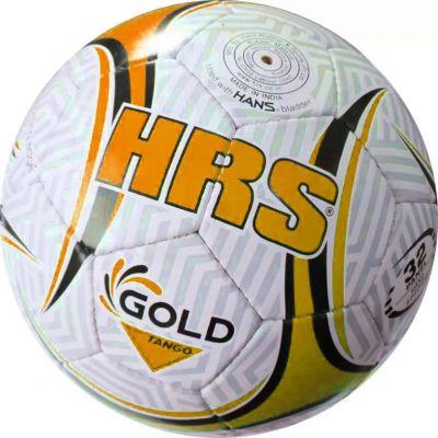 HRS Gold Tango Football - Orange, White & Black - 5