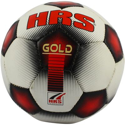 HRS Gold Tango Football - Red, White & Black - 5