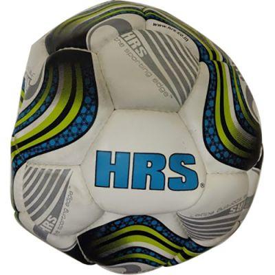 HRS Gold Star Football - Green & White - 5