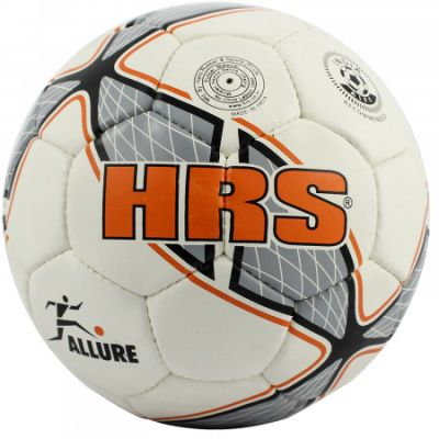 HRS Allure Football - Grey, White & Red - 5