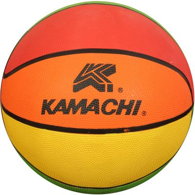 Kamachi Basketball - Orange, Yellow & Green - 7