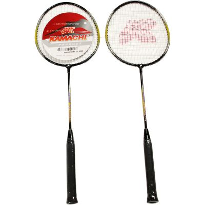 Kamachi Diamond Pro 9004 Pack of 2 - Black & Yellow