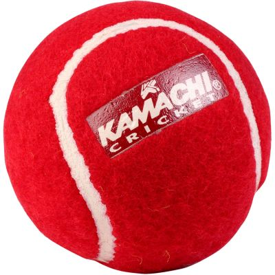 Kamachi Heavy Cricket Tennis Ball - Pack Of 6