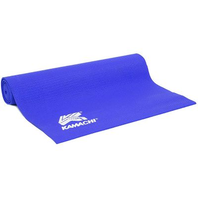 Kamachi Yoga Mat 4mm - Blue