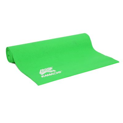 Kamachi Yoga Mat 4mm - Green