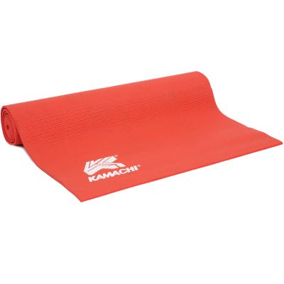 Kamachi Yoga Mat 8mm - Red