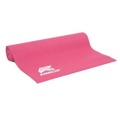 Kamachi Taiwan yoga Mat 6mm - Light Pink