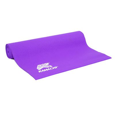 Kamachi Taiwan yoga Mat 6mm - Purple