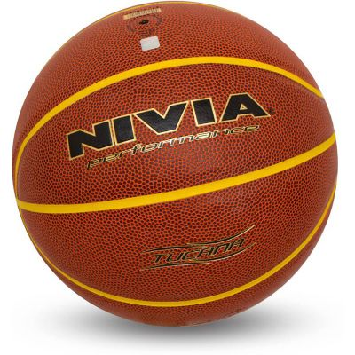 Nivia Tucana Basketball - Orange - 5