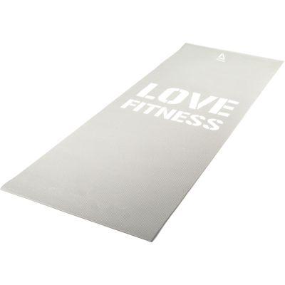 Reebok Fitness Yoga Mat 4 MM - Grey Love