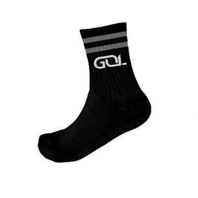 GOL VPS Kengeri School Socks Crew length - Black (Pack Of 1)