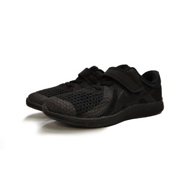 Nike Revolution 4 School Shoe - 11C To 13C - Black