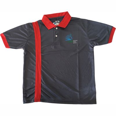 GOL CMR School T-Shirt - Red (Size 38 to 50)