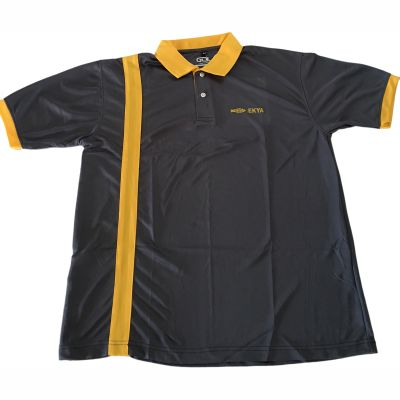 GOL Ekya School T-Shirt - Yellow (Size 38 to 50)