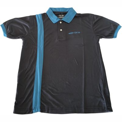 GOL Ekya School T-Shirt - Blue (Size 38 to 50)