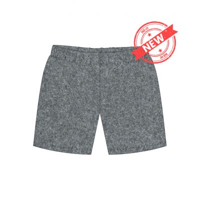 GCIS Cycling Short (Nursery To XII) - Grey (Size M To L)