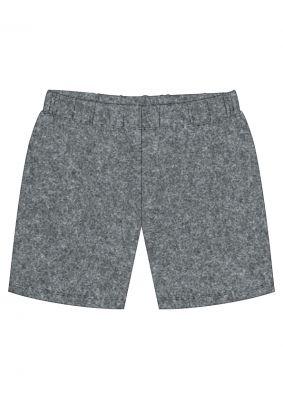Sri Kumaran ICSE Cycling Short (I To X) - Grey (Size XS To S)