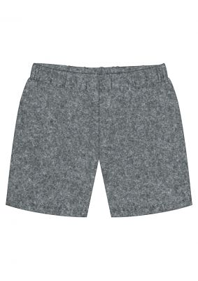 Sri Kumaran ICSE Cycling Short (I To X) - Grey (Size XL To XXL)