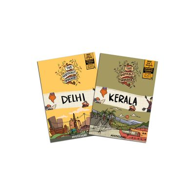 The Mysticals Workbook (Delhi & Kerala) - 40 Pages (Pack of 2)