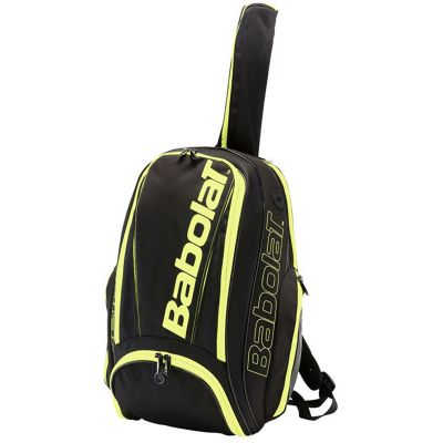 Babolat Pure Backpack - Black & Fluo Yellow