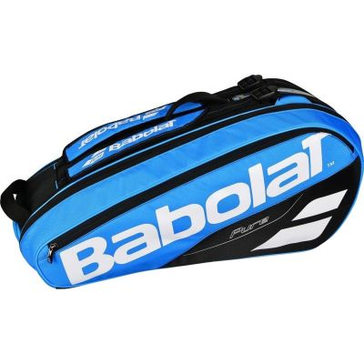 Babolat Pure Drive 6 Racquet Holder - Blue & Black