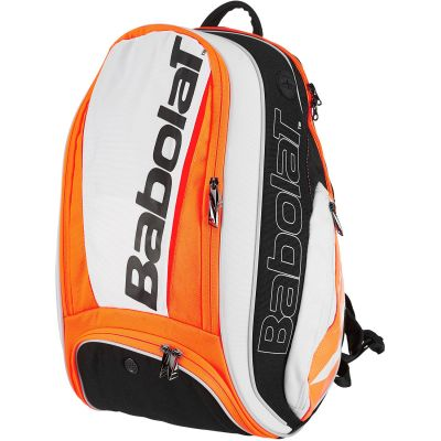 Babolat Pure Line Backpack - White & Red