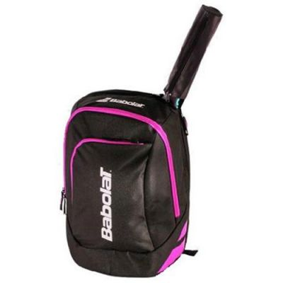 Babolat Classic Club Backpack - Black & Pink